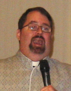CSM Chairman Kyle Huckins