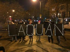 laquan_mcdonald_chicago_memorial_from_protestors